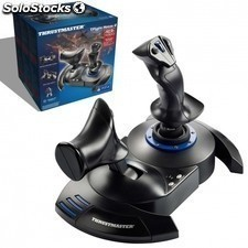 Joystick thrustmaster t.flight hotas 4 war thunder starter pack - 5 ejes + 12