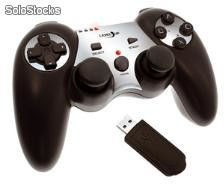 Joystick wireless pro level up para ps3/pc