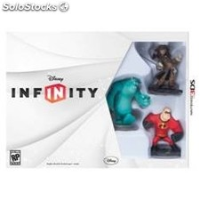 Juego 3DS - starter pack infinity