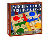 parchis madera