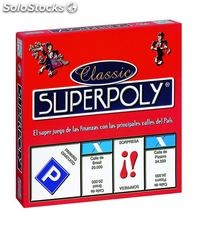 Juego educativo superpoly classic falomir 1505