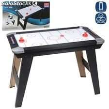 Juego hockey aire madera space 90x50x65cm