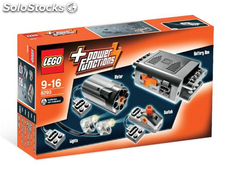 Juego motores Lego Power functions