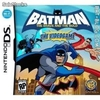 Juego nintendo nds batman: the brave & the bold