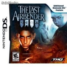 Juego nintendo nds the last airbender