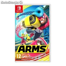 Juego nintendo switch arms PGK02-A0015139