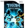 Juego nintendo wii tron evolution: battle grids