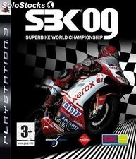 Juego play 3 superbike world championship.