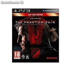 Juego PS3 - metal gear solid