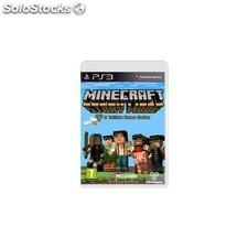 Juego PS3 minectraft story mode