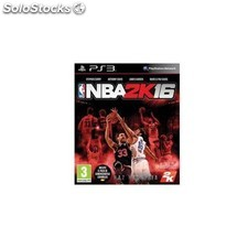 Juego PS3 nba 2K 16 para PS3