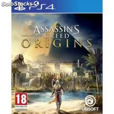 Juego PS4 - assassins creed origins