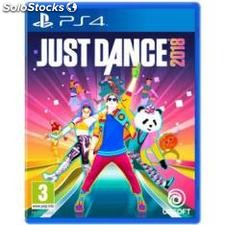 Juego PS4 - just dance 2018