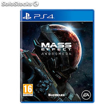Juego PS4 mass effect:andromeda