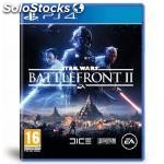 ✅ juego PS4 - star wars battlefront ii PS4