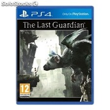 Juego PS4 - the last guardian