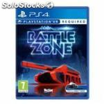 Juego PS4 vr - battlezone vr