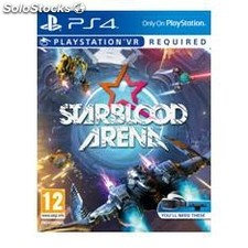 Juego PS4 vr - starblood arena