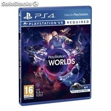 Juego PS4 vr - vr worlds
