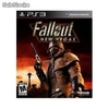 Juego sony playstation 3 Fallout new vegas