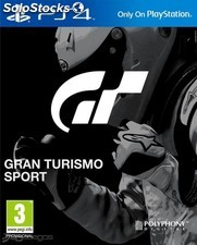Juego sony PS4 gt sport PGK02-A0010281