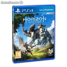 Juego sony PS4 horizon zero dawn PGK02-A0013252