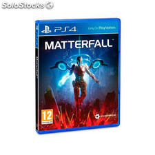 Juego sony PS4 matterfall