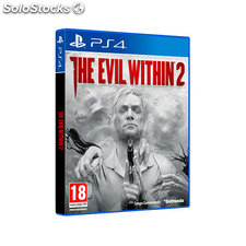 Juego sony PS4 the evil within 2