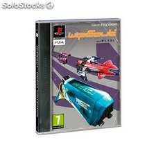 Juego sony PS4 wipeout collection