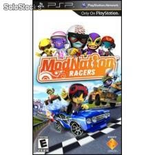 Juego sony psp modnation racers