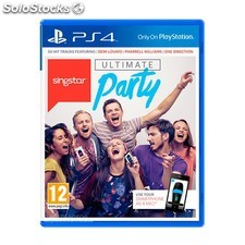 Juego videoconsola singstar ultimate party PGK02-A0014965