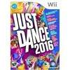 Juego wii - just dance 2016