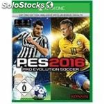 Juego xbox one - pro evolution soccer 2016 day one edition