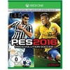 Juego xbox one pro evolution soccer 2016 day one edition