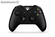 Juegos Microsoft X Box Wireless Controller Black negro