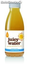 Juicy water naranja limon 12x420 ml