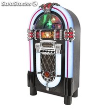 Jukebox CD player, bluetooth, FM radio - stock a estranar