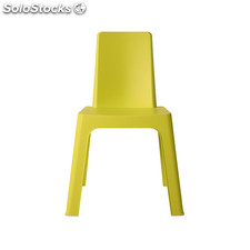 Julia chair lime green