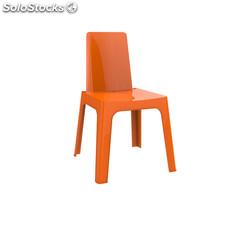 Julia chair orange