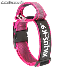 Julius K9 Collar para perro 50 mm 49-70 cm rosa 200HA-K-2015