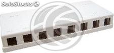 Junction Box 8-socket compatible universal TB110 (RX85)