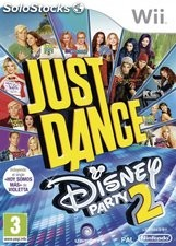 Just dance disney party 2/wii