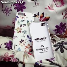 Just Fabulous - Hardcase iPhone 5 Malafronte Floral Design