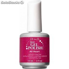 Just Gel Polish All heart