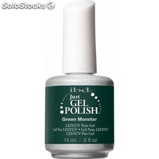 Just Gel Polish Green monster