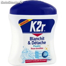 K2R pdre blanchit&DETACHE500G