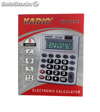 Kadio - Calculadora digital de 8 dígitos