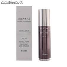 Kanebo - cellular performance wrinkle repair collagenergy SPF20 50 ml