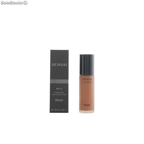 Kanebo fluid finish sensai foundation #205 30 ml