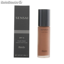 Kanebo - fluid finish sensai foundation 206 30 ml